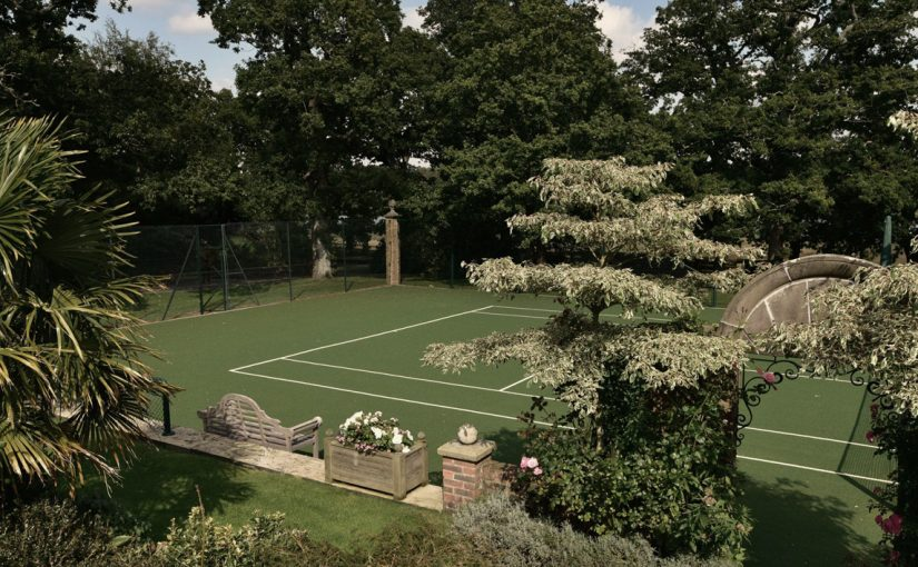Bespoke leisure sports courts
